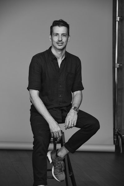 Jason Capobianco Portrait